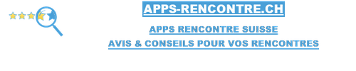 Apps de Rencontre Suisse